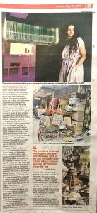 May 26, 2019 - Mumbai Mirror – Holy Scrap - pg 2